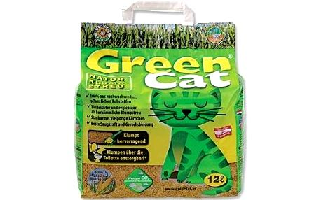 Green Cat kočkolit 12 l