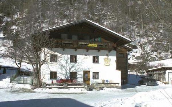 Rakousko, oblast Tyrolsko, doprava vlastní, bez stravy, ubytování v 2* hotelu na 8 dní