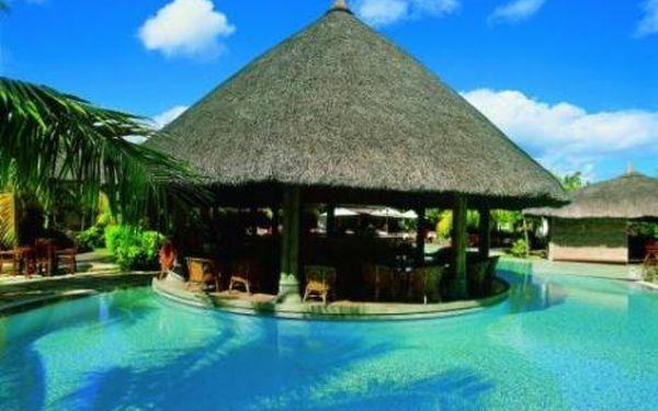 Mauricius, oblast Grand Baie, doprava letecky, polopenze, ubytování v 3* hotelu na 10 dní