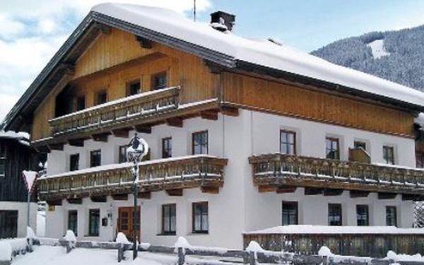 Rakousko, oblast Dachstein West, doprava vlastní, bez stravy na 8 dní
