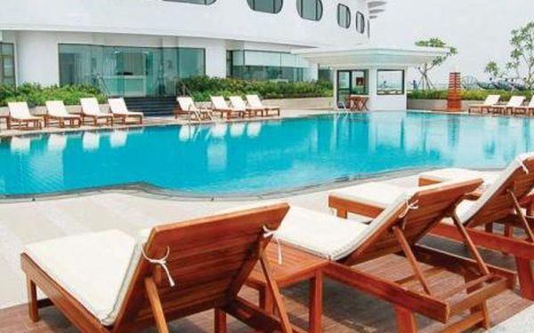 Thajsko, oblast Pattaya, doprava letecky, snídaně, ubytování v 4* hotelu na 10 dní
