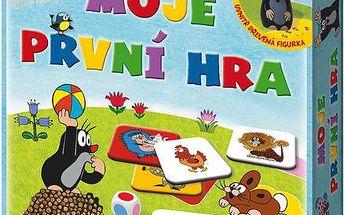 """Dino """"Moje první hra"""" s Krtečkem"""
