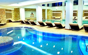 Luxusní wellness pobyt na 2, 3 nebo 5 nocí v hotelu Atlantis Superior