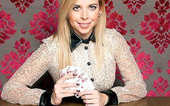 60 minut školy Pokeru + 60 minut turnaje