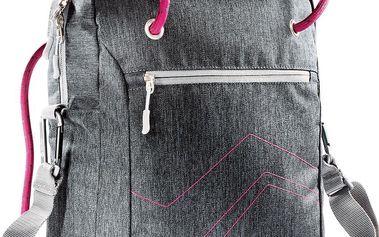DEUTER Pannier dresscode-magenta taška přes rameno