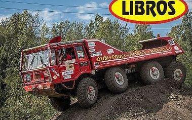 Jízda v terénním speciálu TATRA 813 8X8 v úpravě Truck Trial.