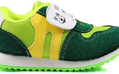 Dětské botasky 902GR Velikost: 22
