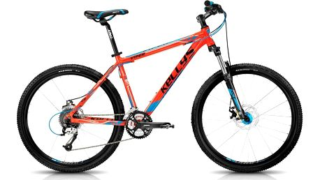 KELLYS Viper 50 Red Blue vel. M horské kolo + ZDARMA odborná montáž a seřízení