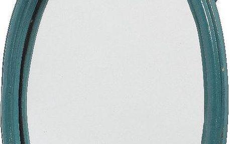 Zrcadlo Baroque Petrol, 50x33 cm - doprava zdarma!