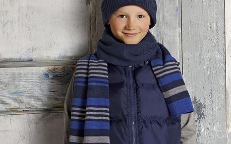 Tchibo, Chlapecká pletená čepice a šála S
