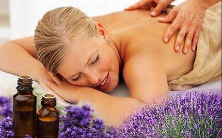 Orientálna olejová masáž chodidiel / chrbta a chodidiel. Na výber aj permanentka.