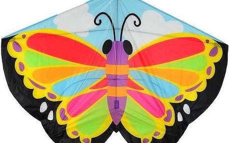 Dětský létající drak Motýl duhový
