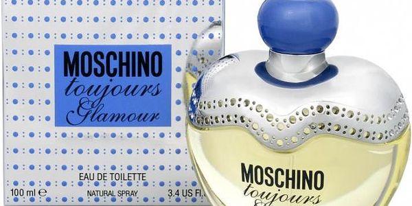 Moschino Toujours Glamour - toaletní voda s rozprašovačem 50 ml