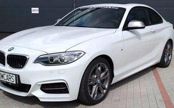 Našlapaná jízda v novém BMW X-Drive