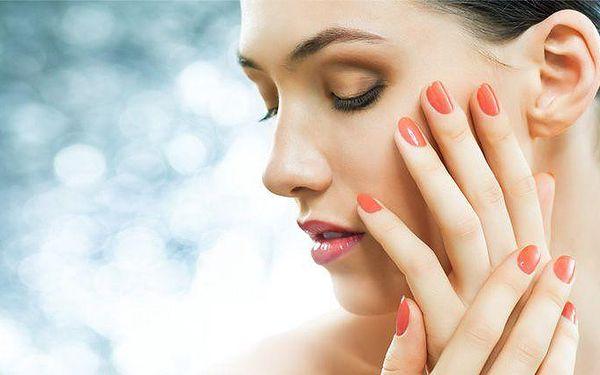 Luxusní kosmetické ošetření pleti 1 + 1 zdarma od kosmetičky Ludmily v Praze