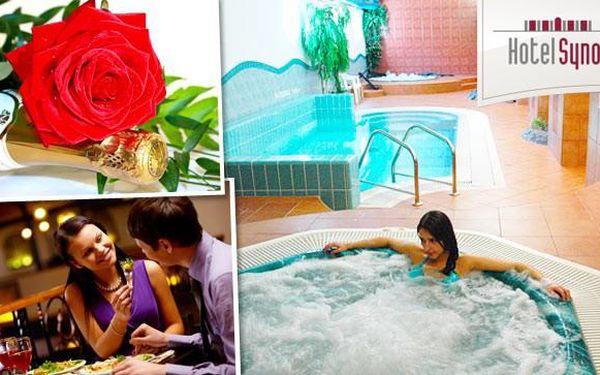3denní neomezené wellness na Moravě v hotelu Synot