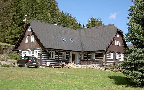Chalupa - Bartošovice v Orlických horách, Česká republika, vlastní doprava, strava dle programu