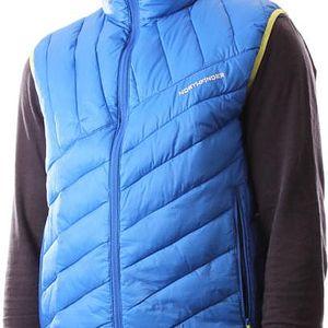Pánská vesta Northfinder VE-3100OR modrožlutá