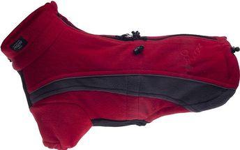 ROGZ SKINZ obleček PolarSkin červený vel. 25 cm
