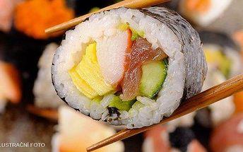 Sushi set Samurai s 28 ks lahodných maki
