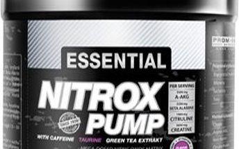 Prom-IN Essential Nitrox Pump - pomeranč, 750 g