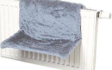 Cat-Gato odpočívadlo na radiátor modré