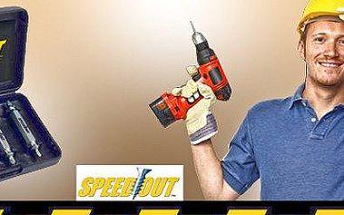 Nástavce na vrtačku SpeedOut