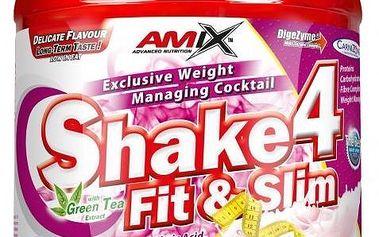 Amix Shake 4 Fit & Slim - čokoláda, 1 kg