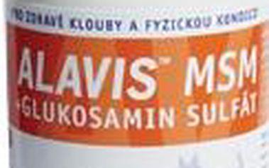 Alavis MSM+Glukosamin sulfát 60 tablet