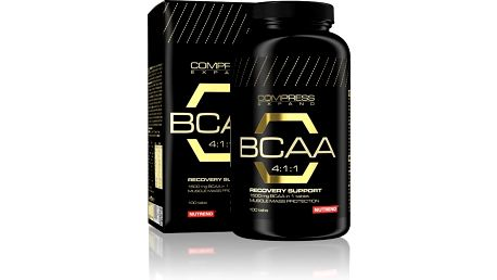 Nutrend Compress BCAA - 100 tablet
