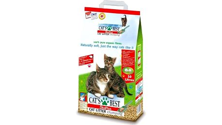 JRS kočkolit Cats Best ÖkoPlus 10 l