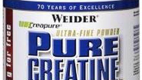 Weider Pure Creatine - bez příchuti, 250 g