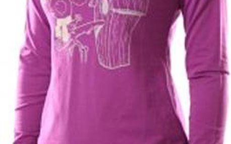 Dámské tričko Northfinder TR-4046OR - fialová