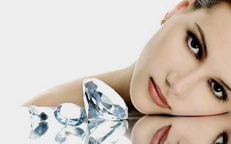 Diamantová mikrodermabraze s elektrofrézou pro krásnou pleť