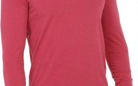 Pánské tričko s dlouhým rukávem DIESEL Jody červené - L