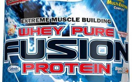 Amix Whey Pure Fusion Protein - čokoláda, 1 kg