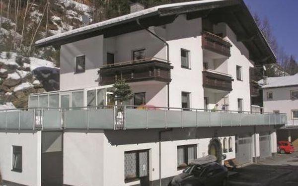 Rakousko, oblast Tyrolsko, doprava vlastní, bez stravy, ubytování v 3* hotelu na 8 dní