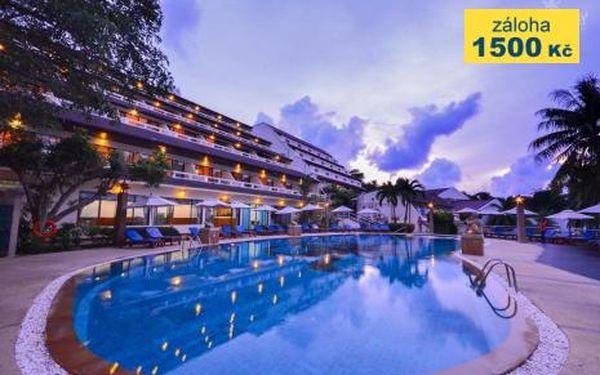 Thajsko, oblast Phuket, doprava letecky, polopenze, ubytování v 3,5* hotelu na 10 dní