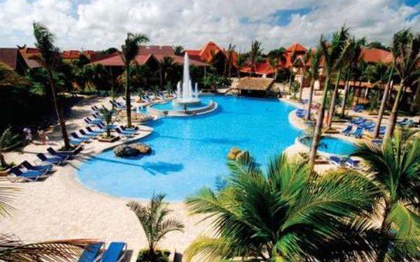 Dominikánská republika, oblast Punta Cana, doprava letecky, all Inclusive, ubytování v 4* hotelu na 9 dní