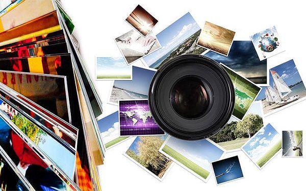 10 velkoformátových fotografií o rozměrech 30x20 cm s poštovným v ceně
