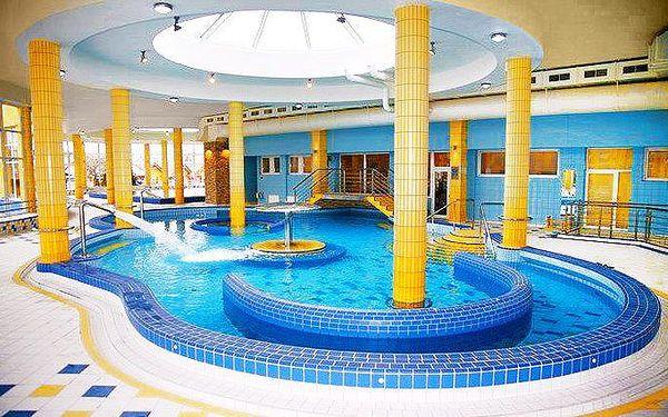 3 nebo 4 dny pro 2 se vstupy do thermalparku na Slovensku v Apartmánovém domě Nika