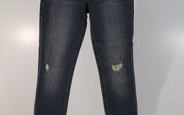 Dámské džínsy Aéropostale tmavě modré