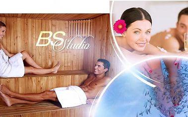 2hod. WELLNESS balíček pro dva! Relaxační masáž, sauna, bahenní zábal, rybičková terapie Garra Rufa!