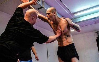 Privátní lekce Krav Maga - 8 lekcí nejúčinnější sebeobrany