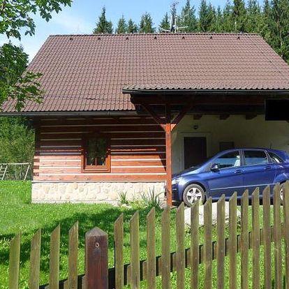 Chata - Černý Důl, Česká republika, vlastní doprava, strava dle programu