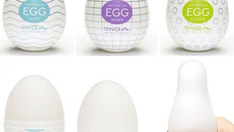 Tenga eggs pro každého muže!