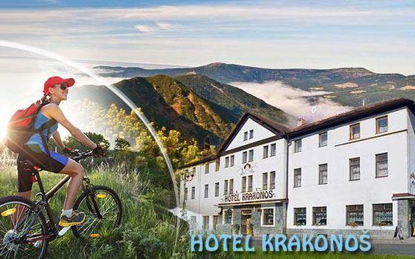 Krkonoše, Rokytnice nad Jizerou na 3 až 6 dní pro 2 osoby včetně polopenze s alko i nealko nápoji + sauna!