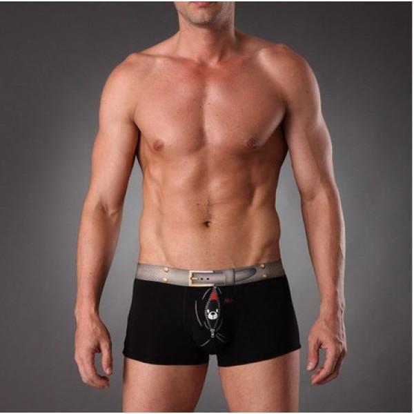 Pánské boxerky s myšákem - překvapení ve vašich kalhotách!