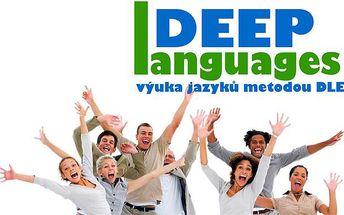 12x večerní angličtina pro středně pokročilé novou metodou v relaxaci (stř 18:00)