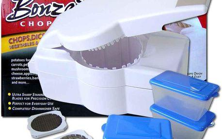 Ruční kráječ ovoce a zeleniny Bonzai Chopper